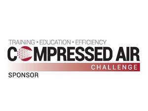 CS Instruments again sponsors the project Compressed Air Challenge