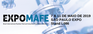 CS Instruments introduces the latest measuring instruments for compressed air and gases on the EXPOMAFE 2019 in Brazil.