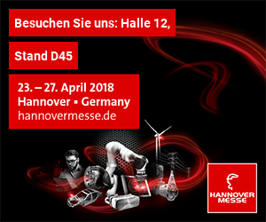Digital Energy - Hannover Messe - April 2018