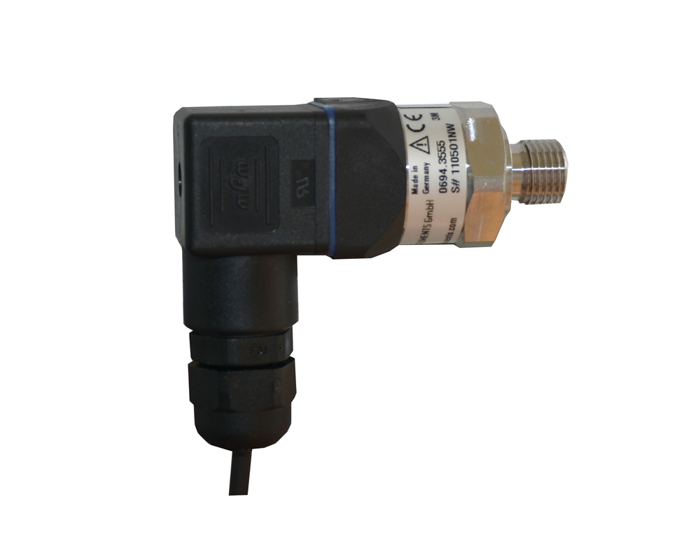 Standard Drucksensor / Manometer - CS 1,6 absolut