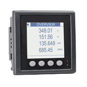 Current/effective power meter for panel mounting CS PM 5110